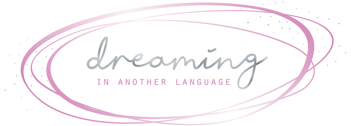 Logo for Dreaming in Another Language