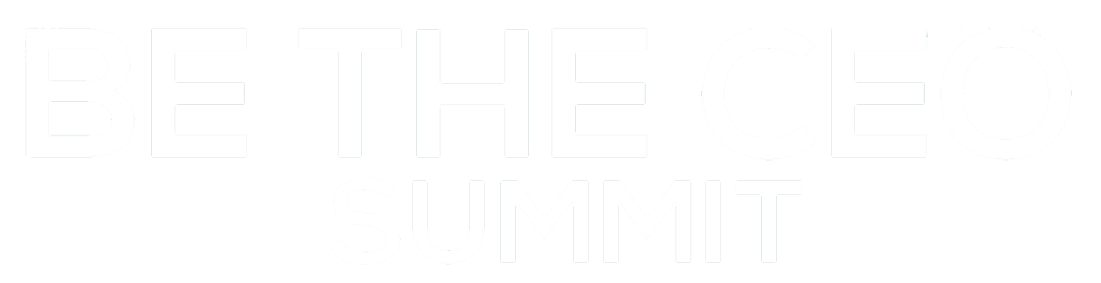 Be The CEO Summit logo