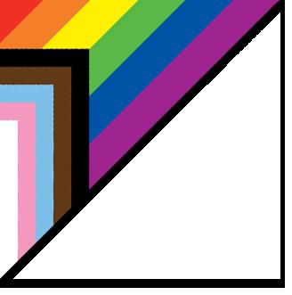 LGBTQ+ Pride Flag